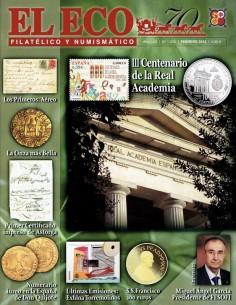 Nº1226 El Eco Filatélico y Numismático
