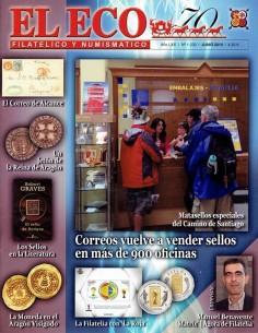 Nº1230 El Eco Filatélico y Numismático