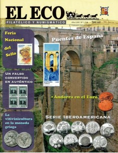 Nº1219 El Eco Filatélico y Numismático