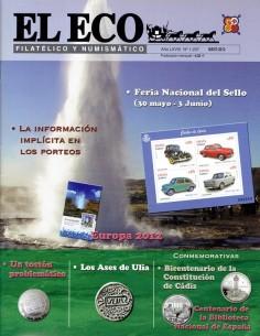 Nº1207 El Eco Filatélico y Numismático