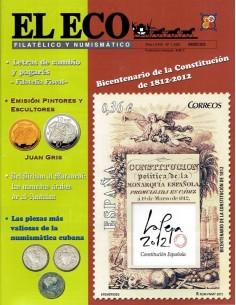 Nº1205 El Eco Filatélico y Numismático