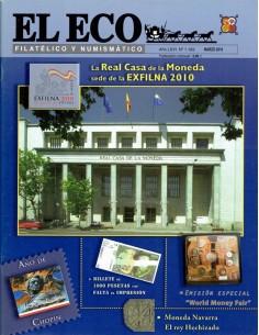 Nº1183 El Eco Filatélico y Numismático