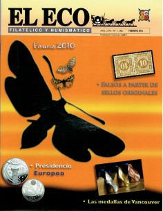 Nº1182 El Eco Filatélico y Numismático
