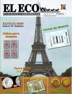 Nº1177 El Eco Filatélico y Numismático