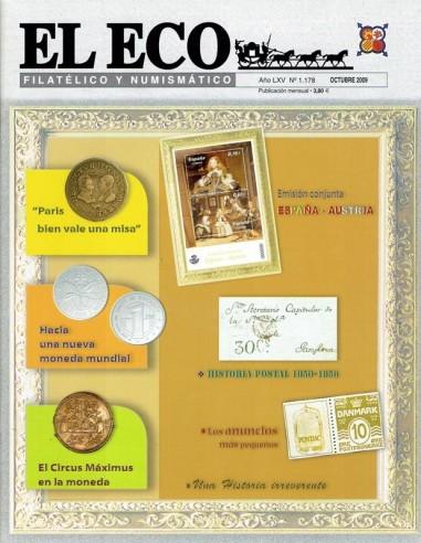 Nº1178 El Eco Filatélico y Numismático