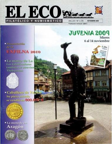 Nº1179 El Eco Filatélico y Numismático