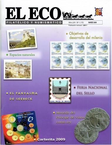 Nº1172 El Eco Filatélico y Numismático