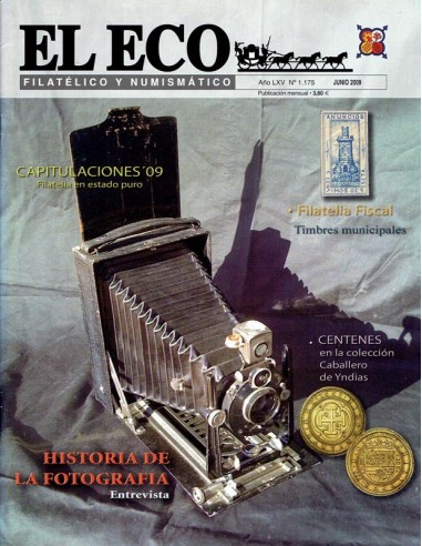 Nº1175 El Eco Filatélico y Numismático