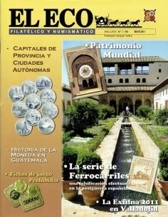 Nº1196 El Eco Filatélico y Numismático