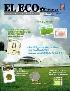 Nº1197 El Eco Filatélico y Numismático