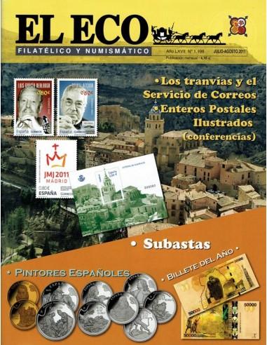 Nº1198 El Eco Filatélico y Numismático