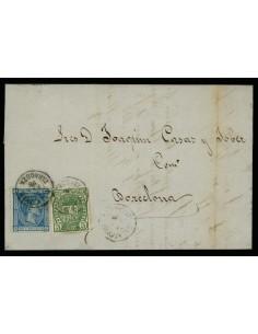 OL00402. 1876, 19 de enero. Calatayud a Barcelona