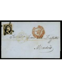 OL00546. Carta. 1851, 2 de septiembre. Málaga a Madrid