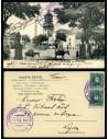 OL00627. Postal. 1906, 3 de febrero. Algeciras a Lion