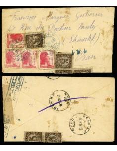 OL00672. Carta. 1938, 8 de diciembre. Canjayar a Oran