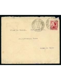 OL00674. Carta. 1930, 15 de noviembre. Madrid a Zarza de Tajo