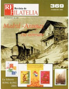 Nº 369 Revista de Filatelia RF