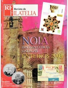 Nº 394 Revista de Filatelia RF