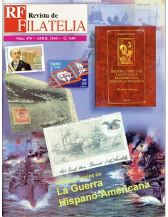 Nº 470 Revista de Filatelia RF