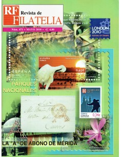 Nº 471 Revista de Filatelia RF