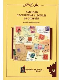Catálogo de Carterías y Lineales de Cataluña