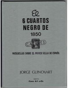 El 6 cuertos negro de 1850