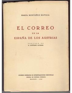 El Correo en la España de los Austrias