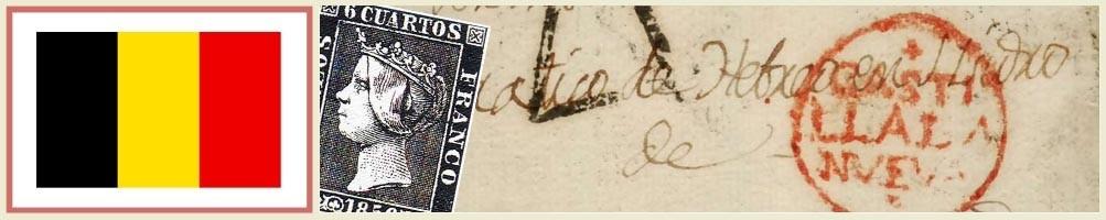 Philately of Belgium - numismaticayfilatelia.com