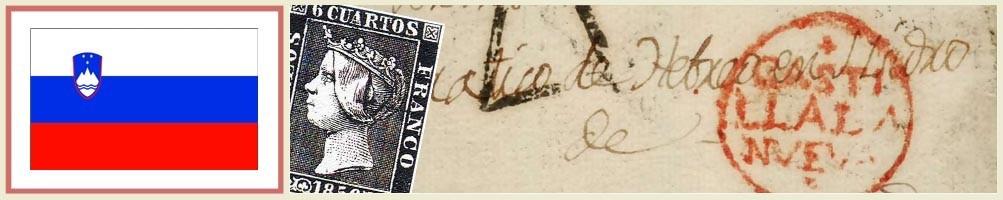 Slovenian philately - numismaticayfilatelia.com