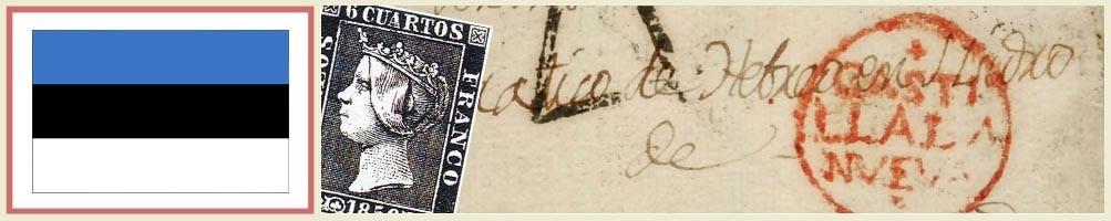Estonian Philately - numismaticayfilatelia.com