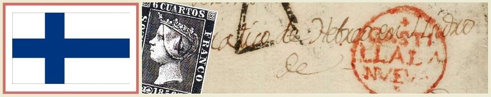 Finland's philately - numismaticayfilatelia.com
