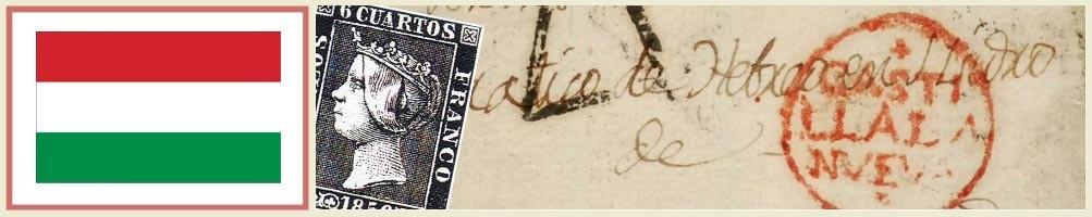 Philately of Hungary - numismaticayfilatelia.com