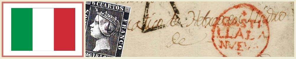 Philately of Italy - numismaticayfilatelia.com