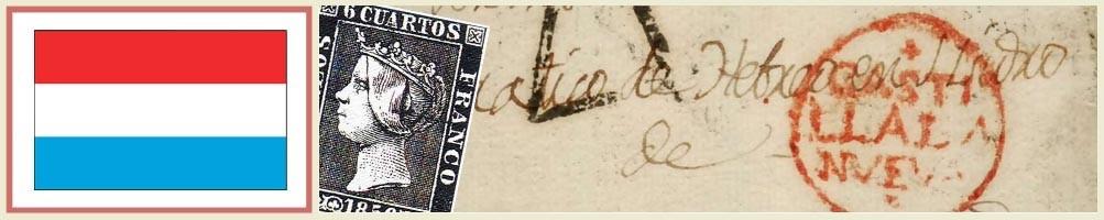 Luxembourg Philately - numismaticayfilatelia.com