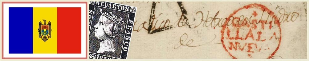 Moldovan philately - numismaticayfilatelia.com