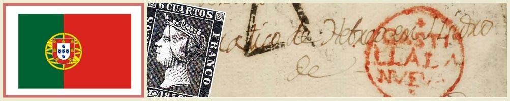 Philately of Portugal - numismaticayfilatelia.com