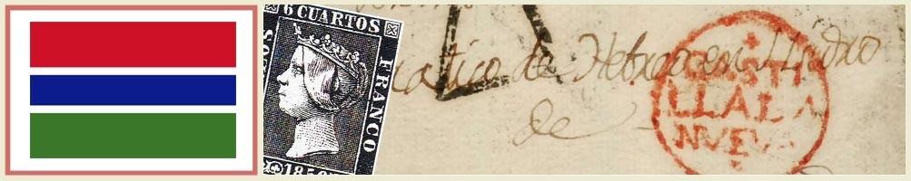 Philately of Gambia - numismaticayfilatelia.com