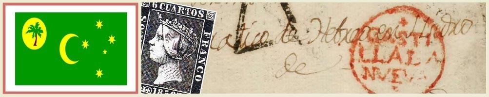 Cocos Islands Philately - numismaticayfilatelia.com