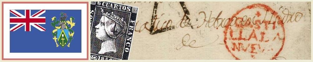 Pitcairn Islands Philately - numismaticayfilatelia.com