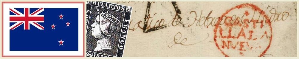 New Zealand Philately - numismaticayfilatelia.com
