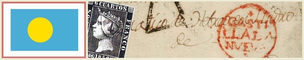 Philately of Palau - numismaticayfilatelia.com
