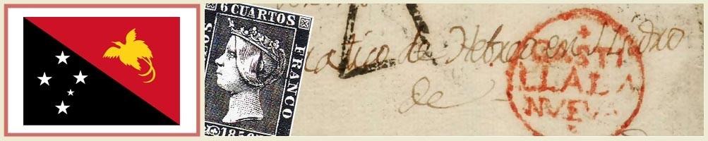 Philately of Papua New Guinea - numismaticayfilatelia.com