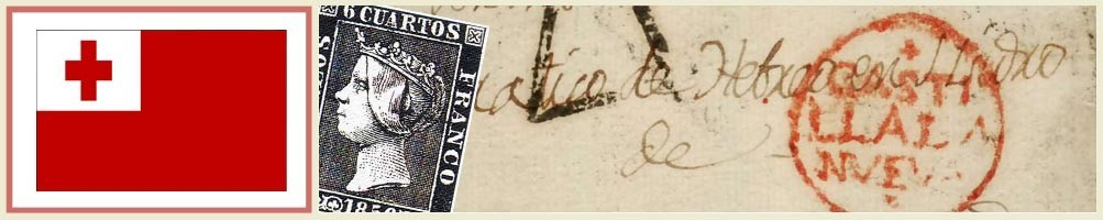 Tonga Philately - numismaticayfilatelia.com