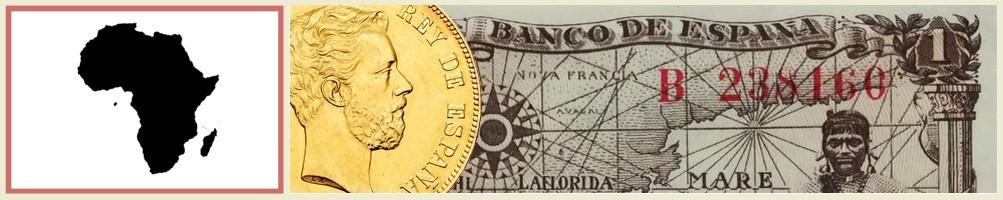 numismatics of africa - numismaticayfilatelia.com