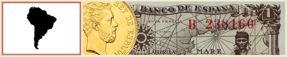 south american numismatics - numismaticayfilatelia.com