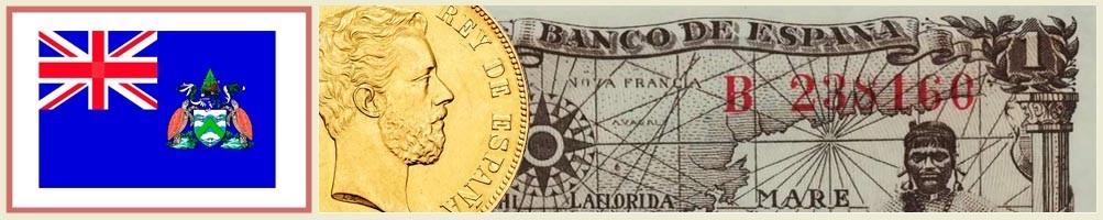 Ascension Numismatics - numismaticayfilatelia.com