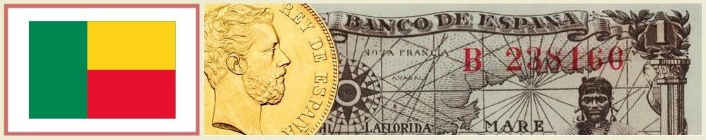 Numismatics of Benin Dahomey - numismaticayfilatelia.com