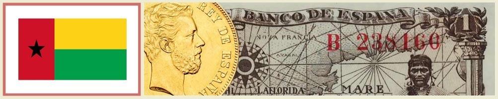 Numismatics of Guinea Bissau - numismaticayfilatelia.com