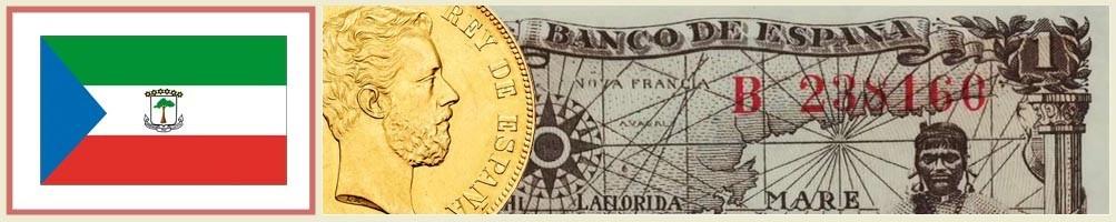Numismatics of Equatorial Guinea - numismaticayfilatelia.com