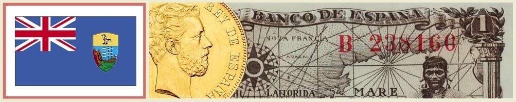 St. Helena Island Numismatics - numismaticayfilatelia.com